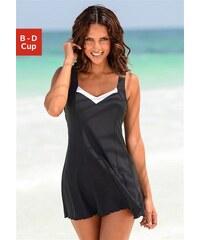 Lascana Badeanzug-Kleid schwarz-weiss 40 (80),42 (85),44 (90),46 (95),48 (100),50 (105),52 (110),54 (115)