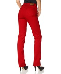 Arizona Damen Gerade Jeans Relax-Fit rot 17,18,19,20,21,22,76,80,84,88