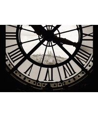 KOMAR Fototapete Moments 184/127 cm weiß