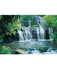 Fototapete Pura Kaunui Falls 368/254 cm KOMAR