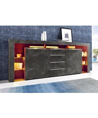 roomed Sideboard ROOMED grau