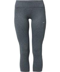 Nike Performance EPIC RUN Tights black/cool grey/heather/reflective silver
