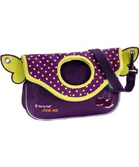 Step by Step JUNIOR Kindergartentasche Alpbag Girls, Purple Cherry