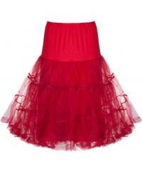 Spodnička k šatům Lindy Bop Red 16,18,20,22