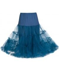 Lindy Bop Blue Royal Spodnička k šatům 16,18,20,22