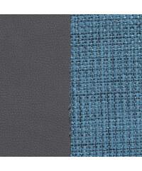 INOSIGN Polsterecke wahlweise mit Bettfunktion 720 (=weiß/kiwi),725 (=schwarz/grau),729 (=fango/türkis)