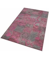 Dekowe Teppich Gistel Hoch-Tief-Effekt Melange-Effekt gewebt lila 3 (B/L: 140x200 cm),4 (B/L: 160x230 cm),6 (B/L: 200x290 cm),7 (B/L: 240x340 cm)