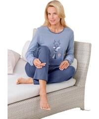 Schlafanzug Rosalie blau 36/38,40/42,44/46,48/50