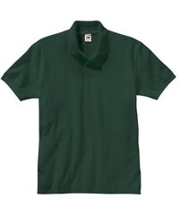 Damen Poloshirt Fruit of the Loom grün 4,5,6,7,8