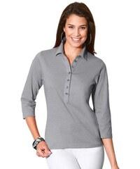 COLLECTION L. Damen Collection L. Poloshirt in PUREWEAR-Qualität grau 36,38,40,42,44,46,48,50,52,54