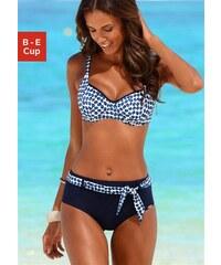 Bügel-Bikini Sunflair blau 36 (70),40 (80),44 (90)