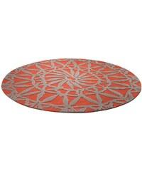 Esprit Home Teppich Oriental Lounge handgearbeitet orange 10 (Ø 250 cm),7 (Ø 100 cm),8 (Ø 150 cm),9 (Ø 200 cm)
