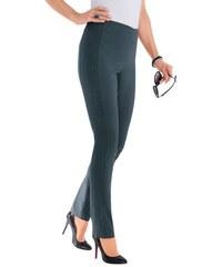 STEHMANN Damen Hose mit breiten innenliegenden Bund grün 36,38,40,42,44,46,48,50,52,54
