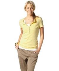 Damen 2-in-1-Shirt (Packung 2 tlg.) FLG Flashlights gelb 32/34 (XS),36/38 (S),40/42 (M),44/46 (L)