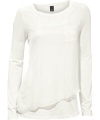 Damen Shirtbluse B.C. BEST CONNECTIONS by Heine weiß 34,36,38,40,42,44,46