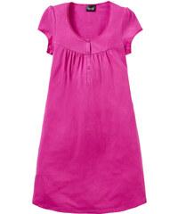 bpc bonprix collection Nice Size Chemise de nuit de grossesse fuchsia manches courtes femme - bonprix