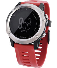 Garmin Fenix 3 Silber Performer Bundle Multifunktionsuhr