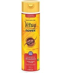 NOVEX Brazilian Keratin Keratin Shampoo 300ml - šampon s brazilským keratinem