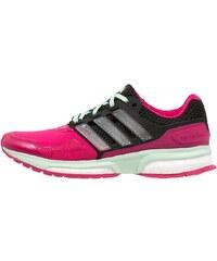 adidas Performance RESPONSE BOOST 2 TF Laufschuh Dämpfung bold pink/core black/frozen green