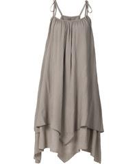 RAINBOW Kleid ohne Ärmel in braun (Rundhals) von bonprix