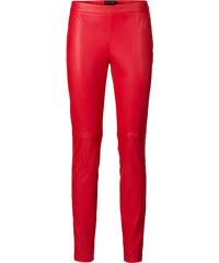 BODYFLIRT Kunstleder-Hose in rot für Damen von bonprix