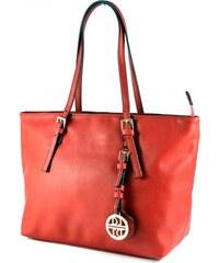 Červená kabelka přes rameno Flávie David Jones 1123