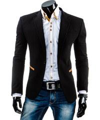 streetIN Pánské sako - černá Velikost: L
