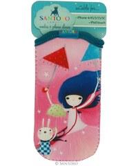 Santoro London - iPhone 4/4S/5/5C/5S - Kori Kumi - Under my Umbrella