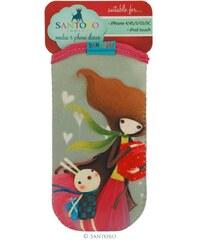 Santoro London - iPhone 4/4S/5/5C/5S - Kori Kumi - The Gift of Friendship