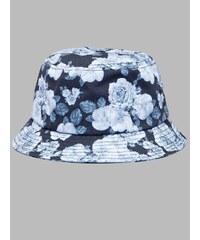 Flexfit Roses Bucket Hat 5003R Black White