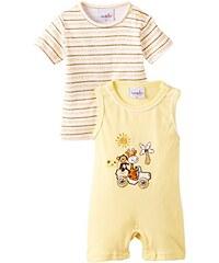 "Julius Hüpeden Unisex - Baby Bekleidungset ""Safari"" im Set mit T-Shirt"