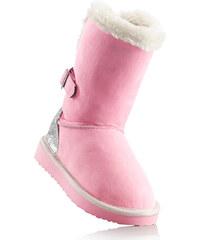 bpc bonprix collection Stiefel in rosa für Mädchen von bonprix