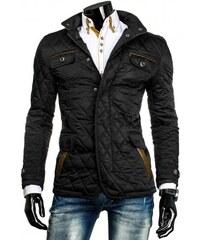 Pánská bunda Reo černá - černá