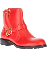 Marc By Marc Jacobs Buckled Biker Boot