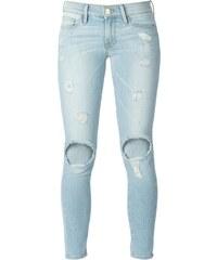 Frame Denim Distressed Jeans