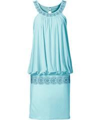BODYFLIRT Cocktail-Kleid in blau von bonprix