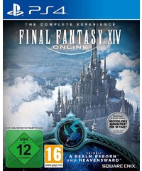 Square Enix Playstation 4 - Spiel »Final Fantasy XIV Online«