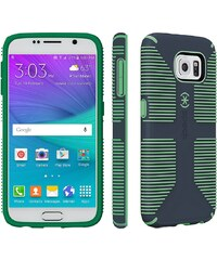 Speck HardCase »CandyShell Grip Charcoal Grey/Dragon Green Samsung«