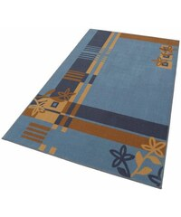 Baur Teppich Ole maschinell getuftet blau 1 (B/L: 50x100 cm),2 (B/L: 80x150 cm),3 (B/L: 133x180 cm),4 (B/L: 160x240 cm),5 (B/L: 200x200 cm),6 (B/L: 200x290 cm),7 (B/L: 240x340 cm),8 (B/L: 300x400 cm)