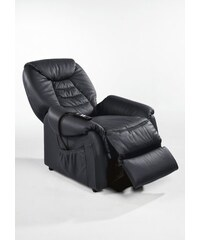 (Ruhe-) Sessel mit verschiedenen Funktionen Made in Germany EMP 200 (=creme),203 (=mocca),230 (=schwarz)