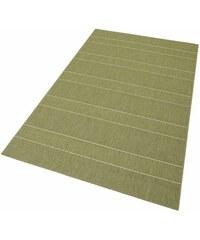 Teppich Fürth In- und Outdoor geeignet Sisal Look Flachgewebe strapazierfähig HANSE HOME grün 2 (B/L: 80x150 cm),3 (B/L: 120x170 cm),4 (B/L: 160x230 cm),6 (B/L: 200x290 cm)