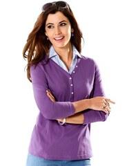 CLASSIC BASICS Damen Classic Basics Shirt zum Spitzenpreis lila 36,38,40,42,44,46,50,52,54