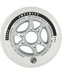 POWERSLIDE Inline Skate Rollen Infinity Race 4-Pack weiß 100 mm,105 mm,110 mm