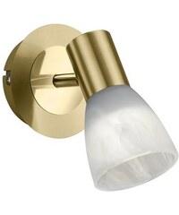 Wandleuchte inkl. LED-Leuchtmittel 1 flammig TRIO LEUCHTEN goldfarben