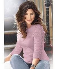 Damen Shirt Baur rosa 38,40,42,44,46,48,50,52,54,56