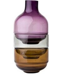 Dose Fusione Glas (3tlg.) Leonardo lila