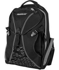 Rucksack für Skater Sports Backpack POWERSLIDE schwarz