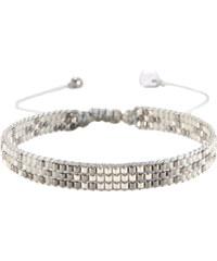 Mishky Bracelet Track Silver Grey