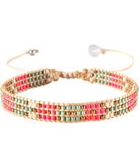 Mishky Bracelet Track Coral Copper Tan