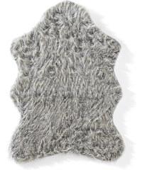 bpc living Synthetik Lammfell in silber von bonprix